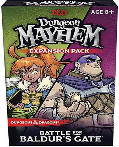 Picture of Dungeons and Dragons: Dungeon Mayhem - Battle for Baldur`s Gate