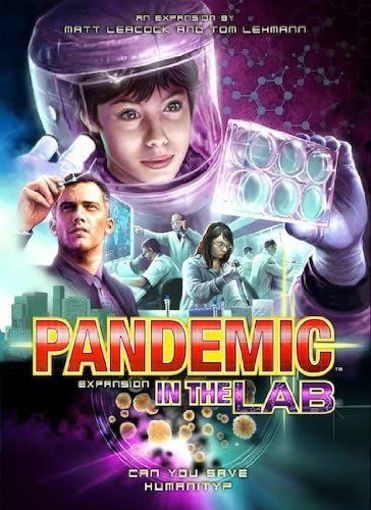 Picture of Pandemic: In The Lab Expansion