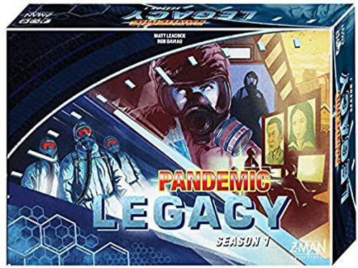 Picture of Pandemic: Legacy Season 1 - Blue