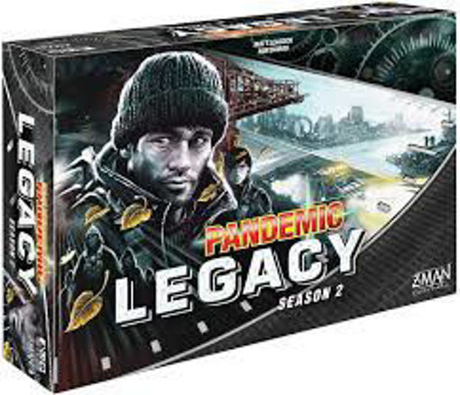 Picture of Pandemic: Legacy Season 2 - Black