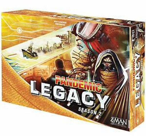 Picture of Pandemic: Legacy Season 2 - Yellow