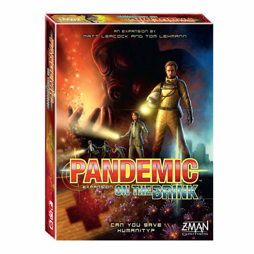 Picture of Pandemic: On The Brink Expansion