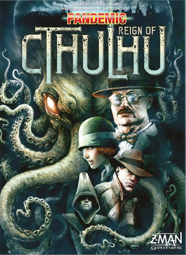 Picture of Pandemic: Reign of Cthulhu