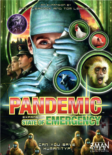 Picture of Pandemic: State of Emergency Expansion