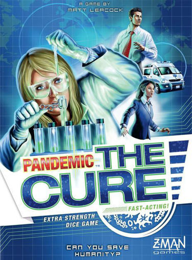 Picture of Pandemic: The Cure