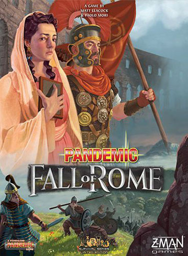 Picture of Pandemic: The Fall of Rome