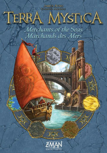 Picture of Terra Mystica: Merchants of the Seas Expansion