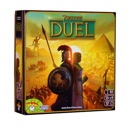 Picture of 7 Wonders: Duel