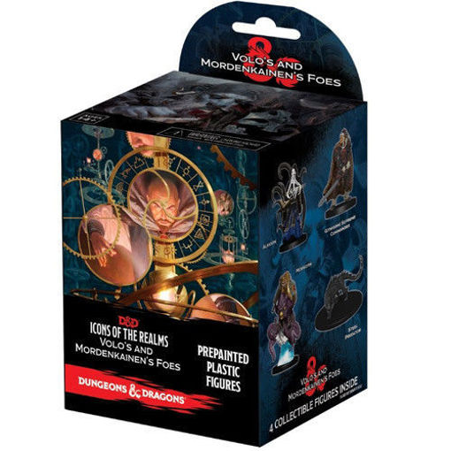 Picture of D&D Icons of the Realms Miniatures: Volo & Mordenkainen's Foes - Booster Pack
