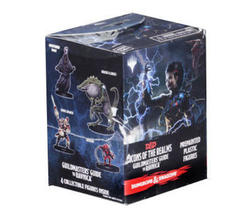 Picture of D&D Icons of the Realms Miniatures: Guildmasters' Guide to Ravnica - Booster Pack