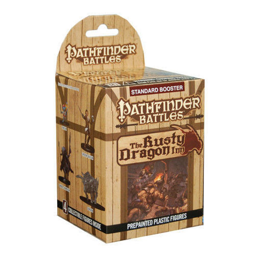 Picture of Pathfinder Battles: Rusty Dragon Inn - Booster Pack