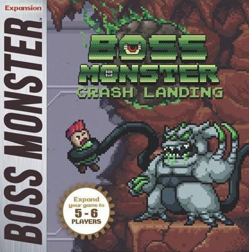 Picture of Boss Monster: Crash Landing Mini-Exp.