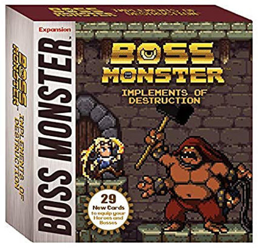 Picture of Boss Monster: Implements of Destruction Exp.