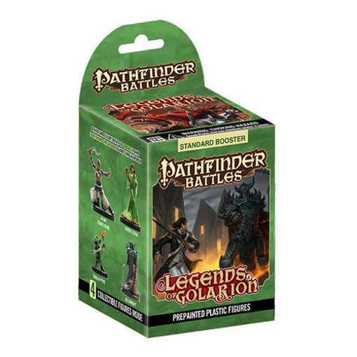 Picture of Pathfinder Battles: Legends of Golarion - Booster Pack
