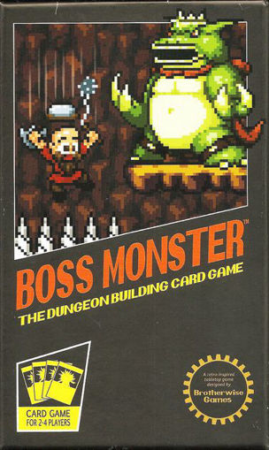 Picture of Boss Monster: Master of the Dungeon Card Game