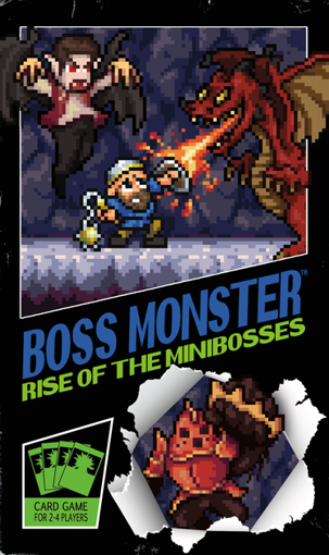 Picture of Boss Monster: Rise of the Minibosses