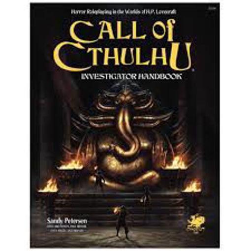 Picture of Call of Cthulhu: 7th Edition Investigator Handbook