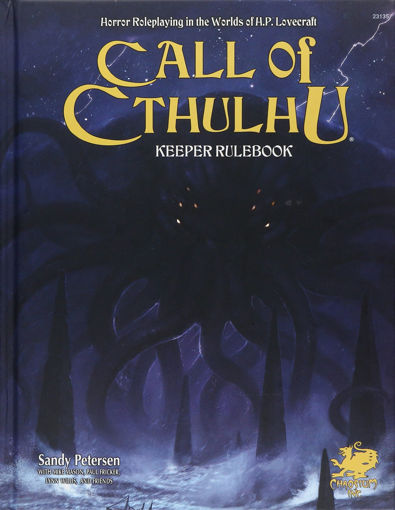 Picture of Call of Cthulhu: 7th Edition Keeper Handbook