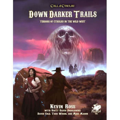 Picture of Call of Cthulhu: Down Darker Trails