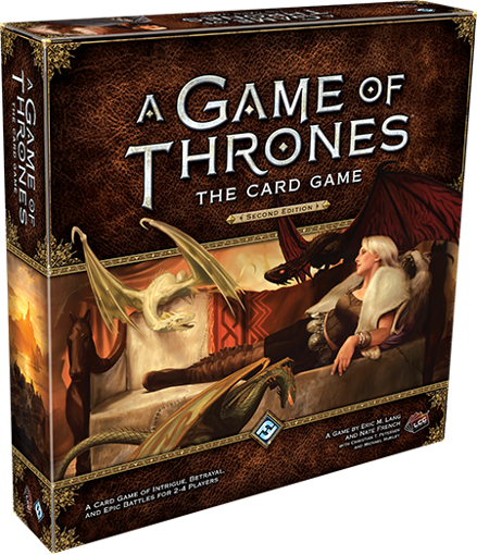 Picture of A Game of Thrones LCG: 2nd Edition
