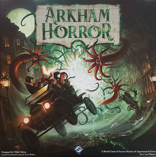 Picture of Arkham Horror: 3rd Edition