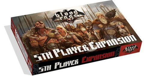 Picture of Blood Rage: 5th Player Exp.