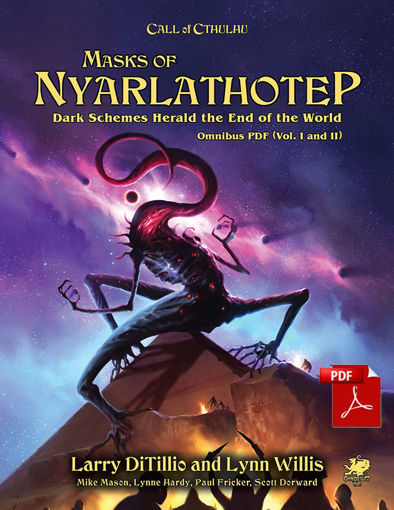 Picture of Call of Cthulhu: Masks of Nyarlathotep