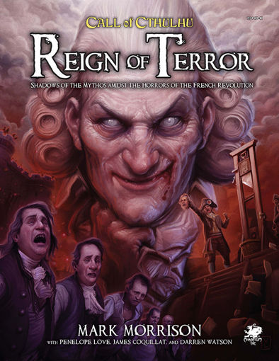 Picture of Call of Cthulhu: Reign of Terror