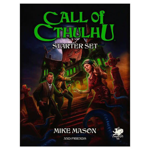 Picture of Call of Cthulhu: Starter Set