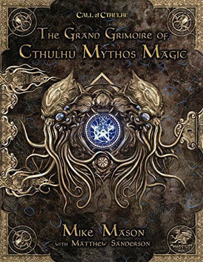Picture of Call of Cthulhu: The Grand Grimoire of Cthulhu Mythos Magic