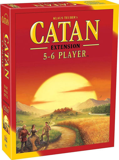 Picture of Catan: 5-6 Player Extension