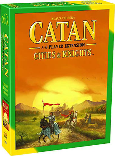 Picture of Catan: Cities and Knights 5-6 Player Ext.
