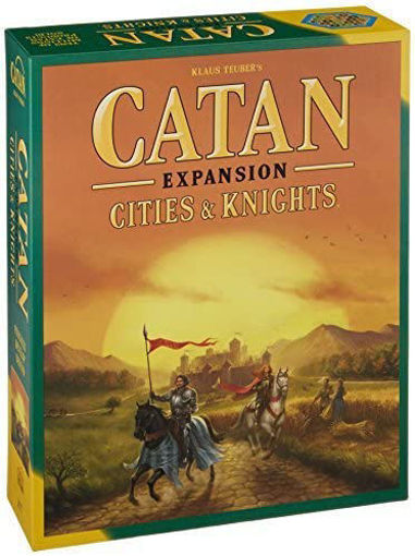 Picture of Catan: Cities and Knights Game Exp.