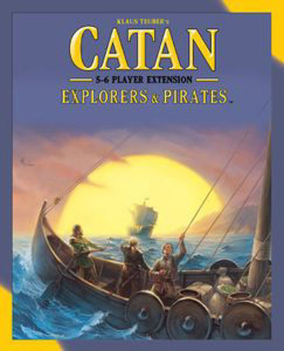 Picture of Catan: Explorers and Pirates 5-6 Player Ext.
