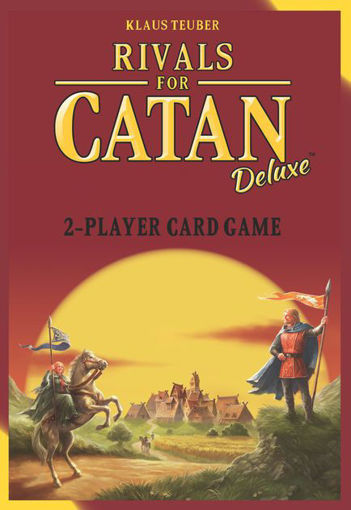 Picture of Catan: Rivals for Catan - Deluxe