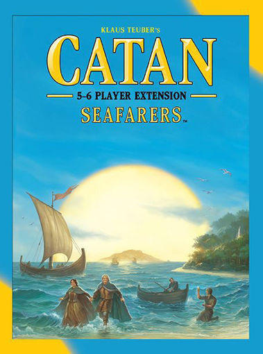 Picture of Catan: Seafarers 5-6 Player Extension