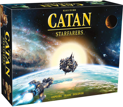 Picture of Catan: Starfarers 2nd Ed.