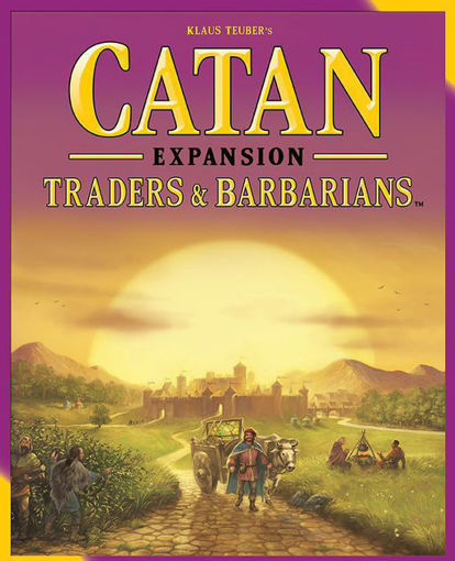 Picture of Catan: Traders and Barbarians Exp.