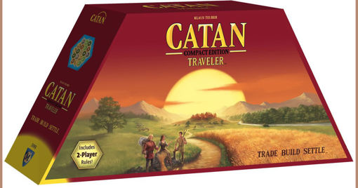 Picture of Catan: Traveler Edition