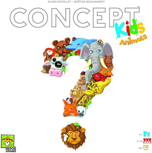 Picture of Concept: Kids Animals