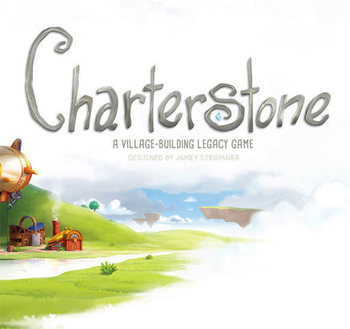 Picture of Charterstone: A Village-Building Legacy Game