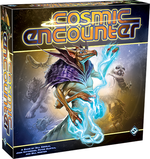 Picture of Cosmic Encounter: 42nd Anniversary Ed.
