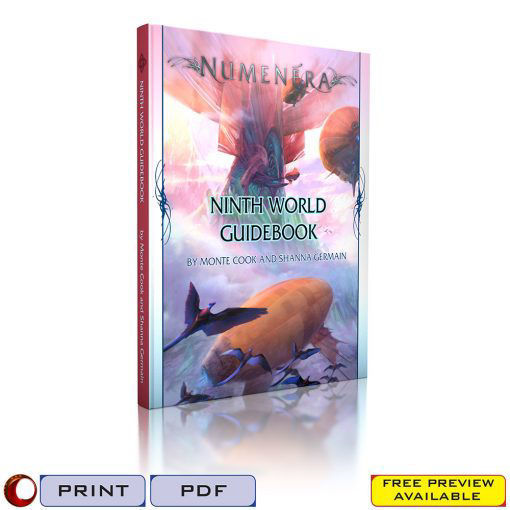 Picture of Numenera: Ninth World Guidebook