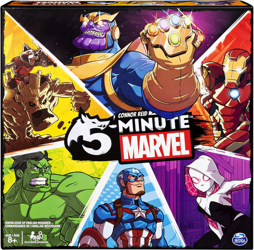 Picture of 5 Minute Marvel