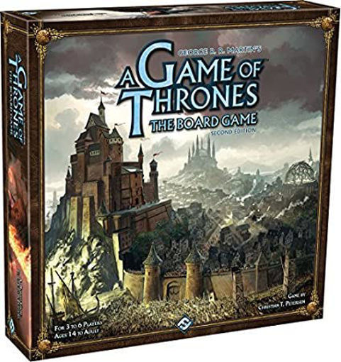 Picture of A Game of Thrones Board Game: 2nd Ed.