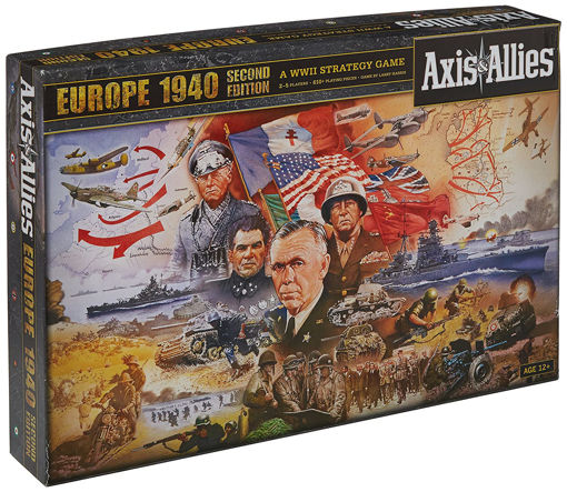 Picture of Axis and Allies Europe 1940