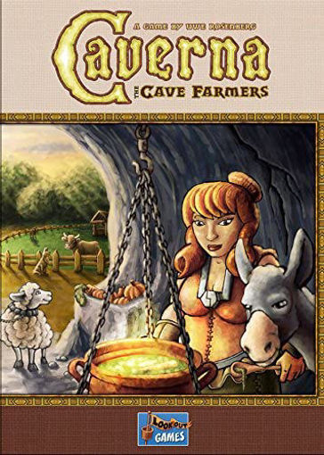 Picture of Caverna: The Cave Farmers