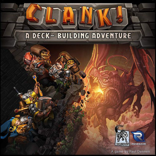 Picture of Clank! A Deck-Building Adventure