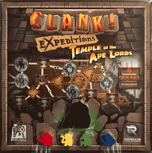 Picture of Clank! Expeditions: Temple of the Ape Lords Exp.
