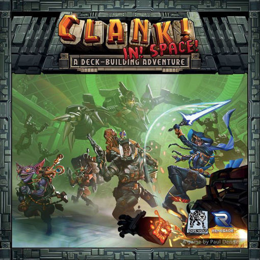 Picture of Clank! In! Space!